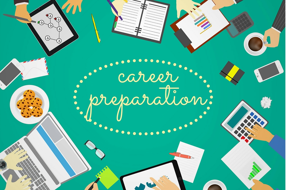 Career development - Stages of career development - Preparation