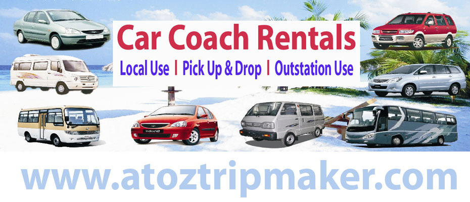 Taxi in India A To Z Trip Maker