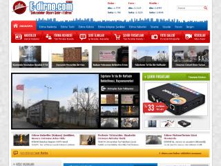 E-dirne Sosyal Portalı