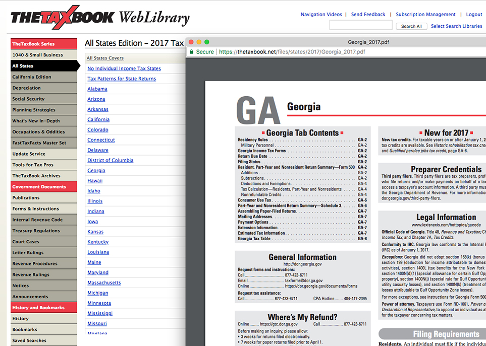Purchase the TaxBook Web Library Available with TaxSlayer Pro Tax