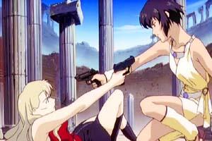 anime sniper girl m14