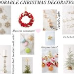 Adorable Christmas Decorations