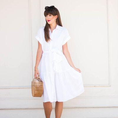 White Dress + Nordstrom Anniversary Sale: Fav Dresses