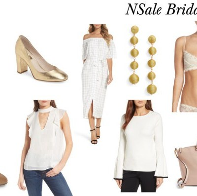 Nordstrom Anniversary Sale: Bridal Faves