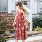 Fall Wedding Guest Dress