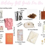 Gift Guide: Holiday Gift Guide For Her + $1000 Nordstrom Gift Card Giveaway