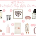 Gift Guide: Valentine's Day Gifts For Her