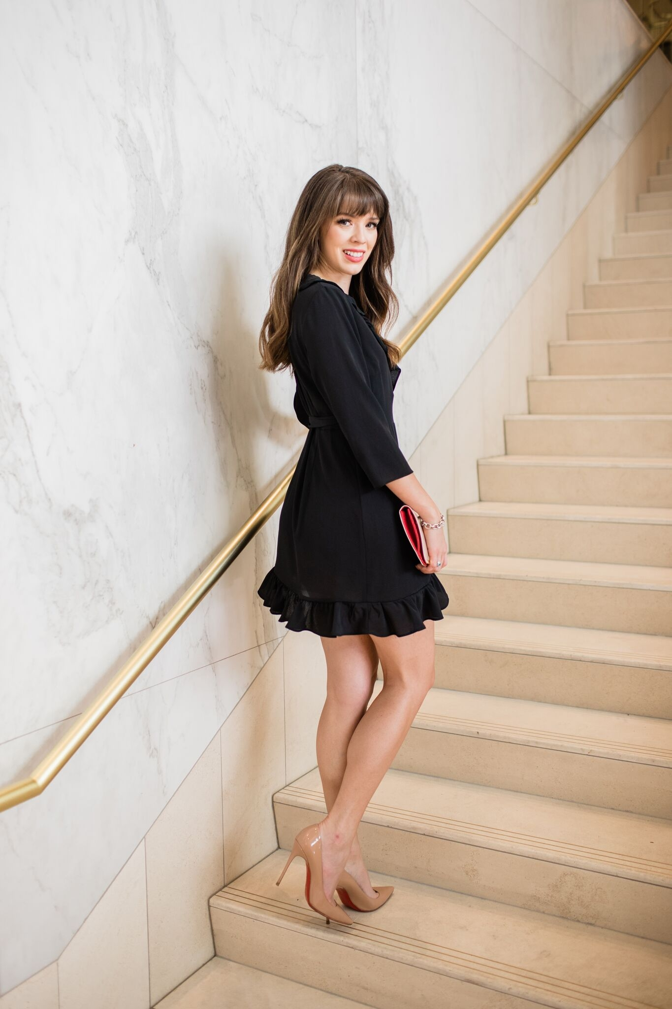 The perfect little black dress for spring weddings tayler malott the perfect little black dress for spring weddings ombrellifo Image collections