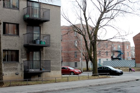 Community Housing, Montreal - Spring 2014