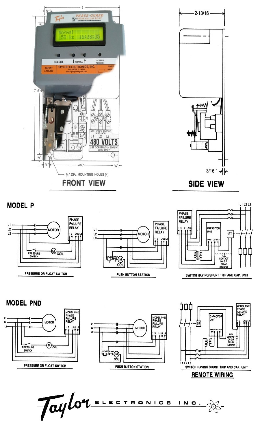 taylor forklift wiring diagrams