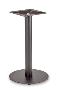 Circus Single Pedestal Dining Table Round Base