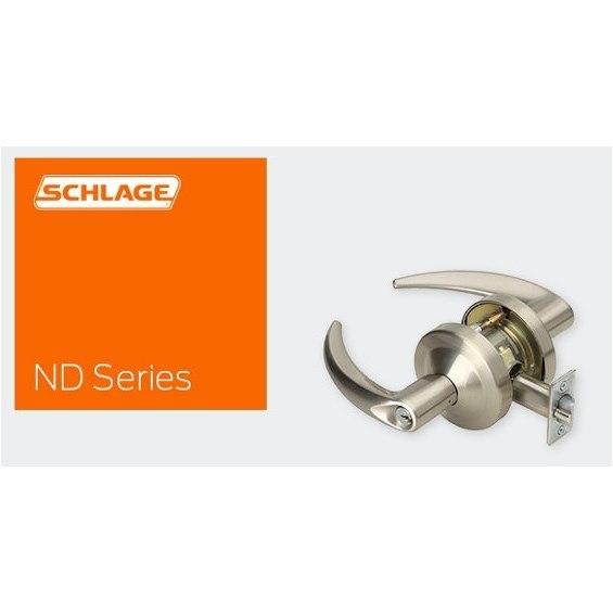 Schlage Commercial ND10S-JUP-ND10S-NEP-ND10S-SAT-ND10S JUP-ND10S NEP