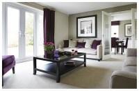 Purple Living Room Ideas Uk | www.lightneasy.net