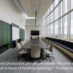 Making Sure Team Meetings Are Not Time Wasters