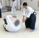 Tomoki throws Jerry