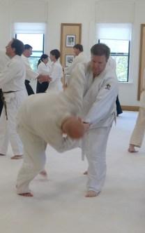Greg throws Adam