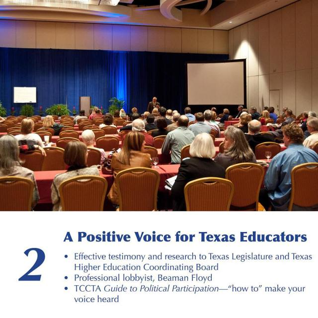 Top Ten Reasons to Join TCCTA 2 A Positive Voicehellip