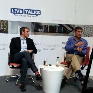 Live Talk Seth Goldman