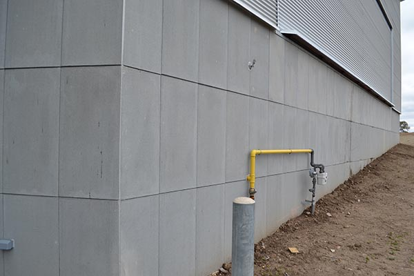 WallGUARD® - Concrete Faced Insulated Perimeter Wall Panels T-Clear - Concrete Wall Insulation