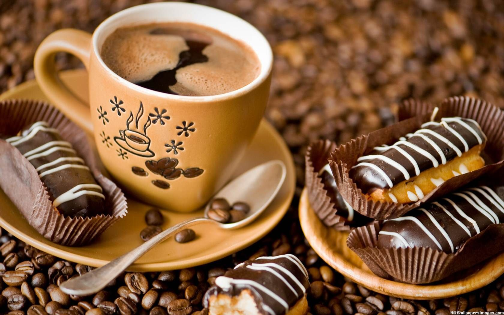 Cute Marshmallow Wallpaper Hd Exclusive News For Coffee And Chocolate Lovers Tcm World
