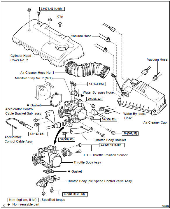 91 toyota celica sensor on valve body