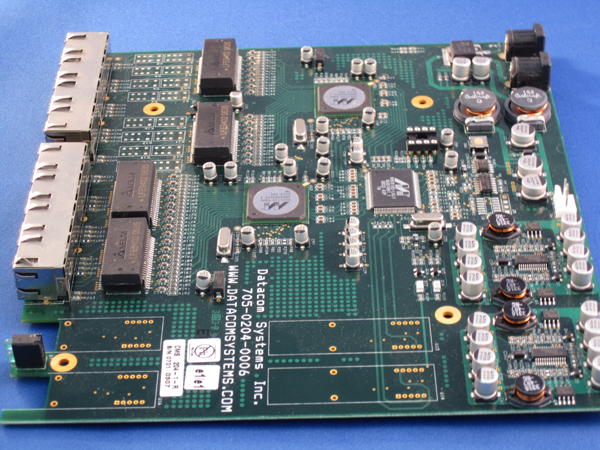 Printed Circuit Board PCB for Networking Systems - Farmington, NY