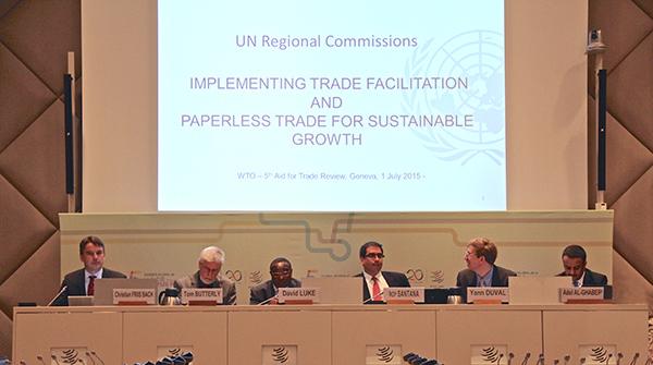 World Trade Organisation - Trade  Facilitation Agreement