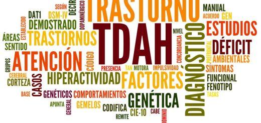 TDAH (Trastorno por déficit de atención con hiperactividad)