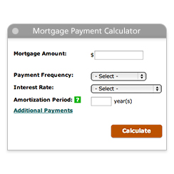 TD Canada Trust | Mortgages | Mortgage Payment Calculator