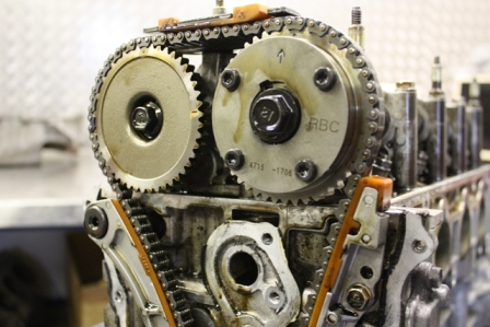 Honda K20 Engine Build I High Performance Assembly