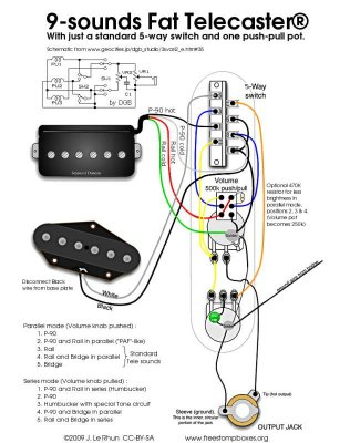 H/S + 5-way dia? Telecaster Guitar Forum
