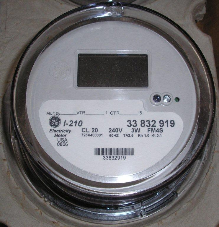 Used Electric Meters