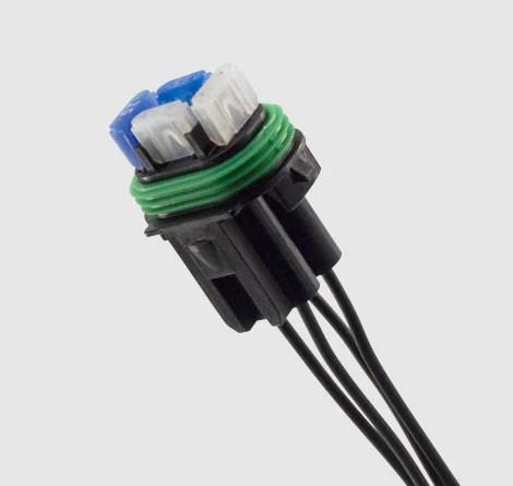 Sealed Mini Fuse Holder TE Connectivity