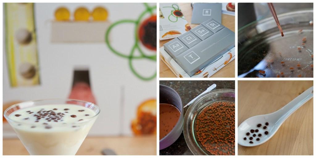 Molecular Gastronomy kit collage