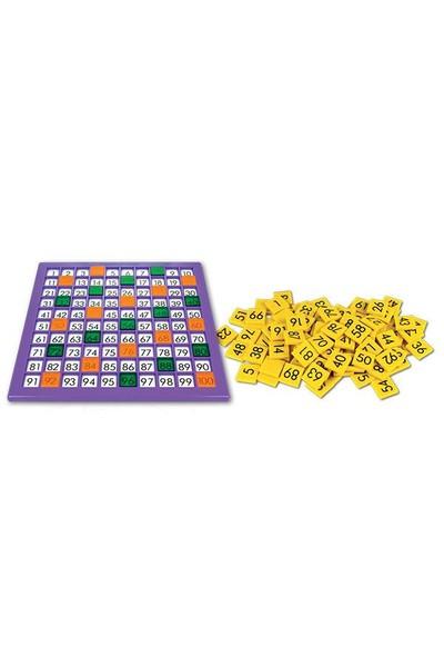 hundreds grid paper - Barcaselphee