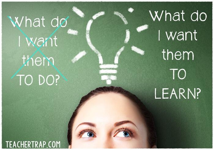 5 Big Lesson Planning Mistakes \u2013 Teacher Trap - lesson planning