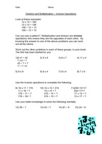 All Worksheets  Inverse Operations Worksheets - Printable ...