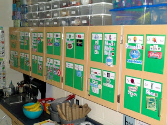 5 Free Printable Word Wall Alphabet Cards - Teach Junkie