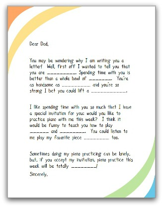 What You Should Say In Your Maternity Leave Letter A Sure Fire Way To Get Parents Truly Involved In Piano