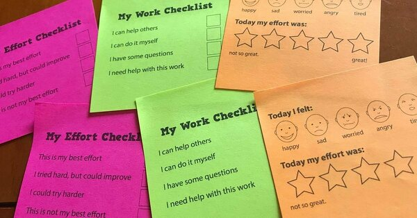 How to Print On Sticky Notes - Teach Starter Blog