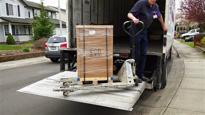 Add Liftgate To Delivery