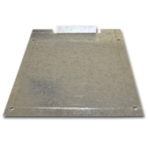 Handeman mounting plate