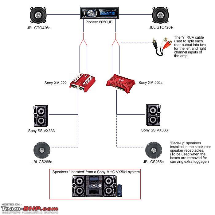Pc Audio Car Amplifier Wiring Diagram. mkii toyota mr2