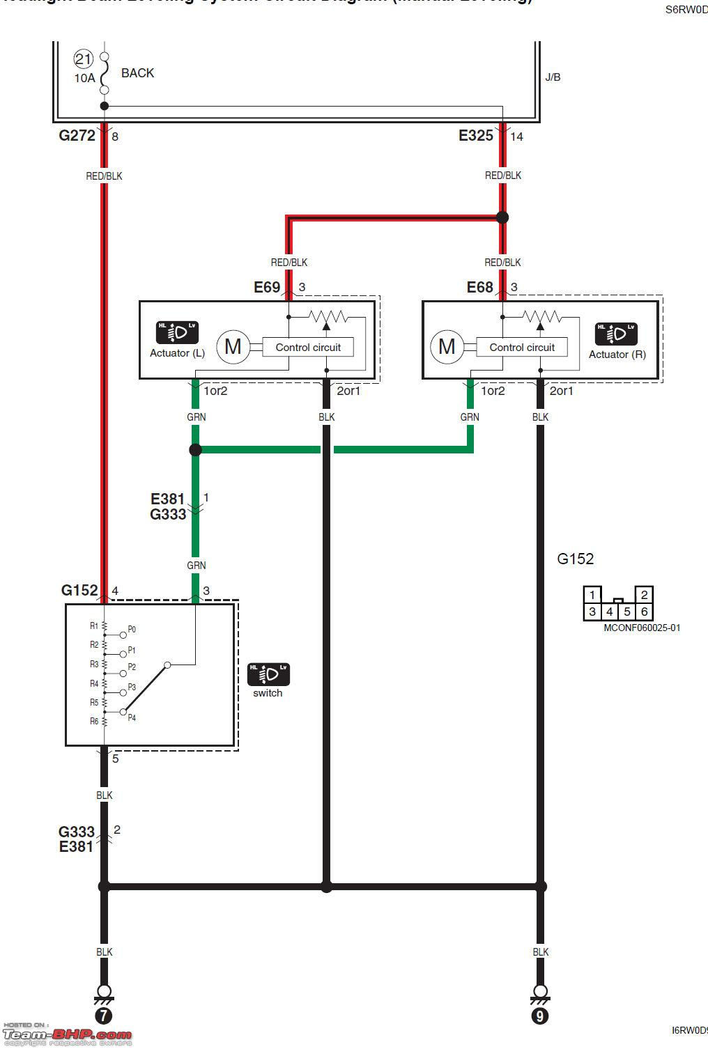 suzuki fog lights wiring diagram