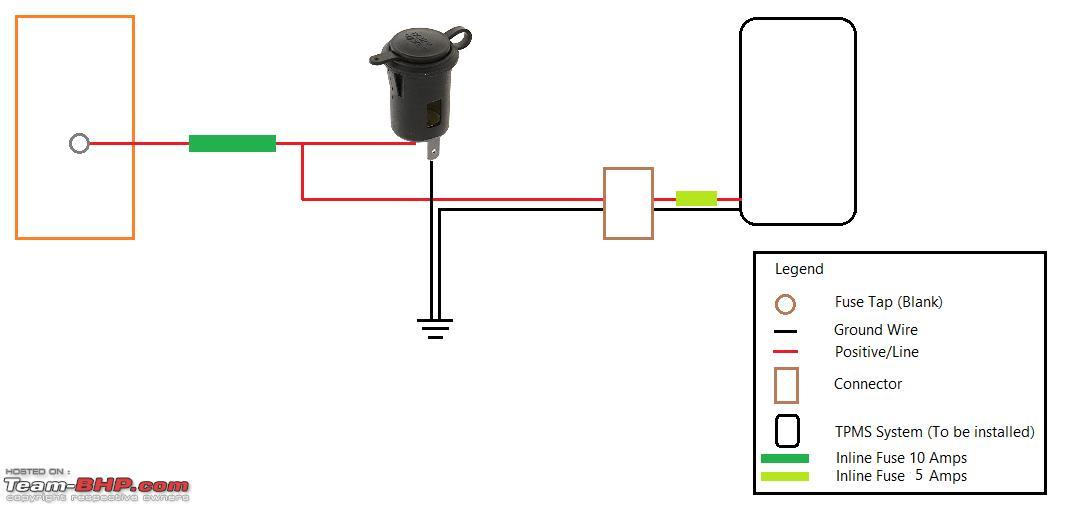 12v Connector Diagram - Wiring Diagram Progresif