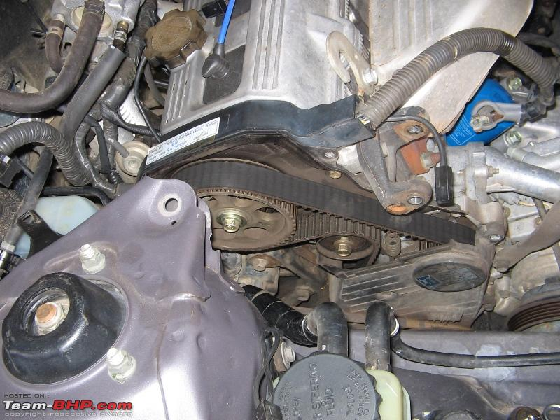 DIY - Step by Step Guide on Replacing Timing Belt in Camry - Team-BHP