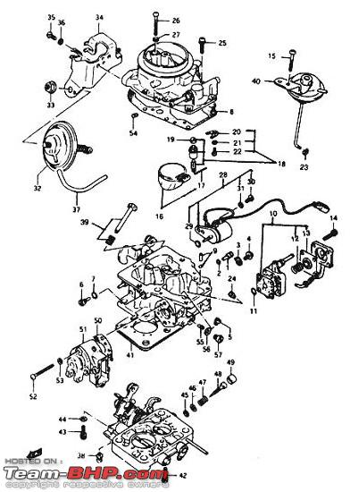 maruti 800 engine diagram