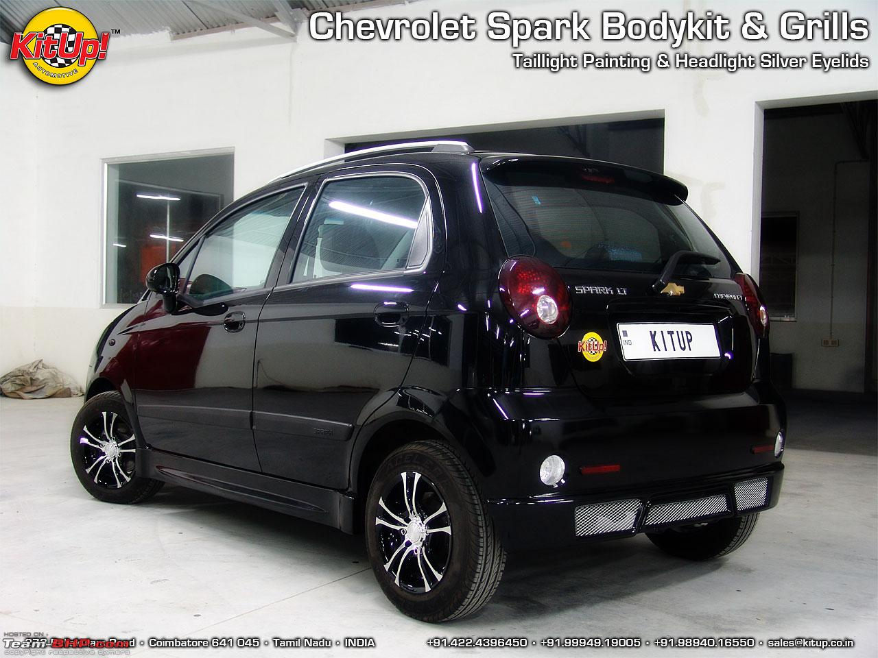 Chevrolet Beat Car Wallpaper Pictures Of Chevrolet Spark Mods Team Bhp