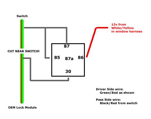 12v Relay Schematic Diagram Wiring Diagram