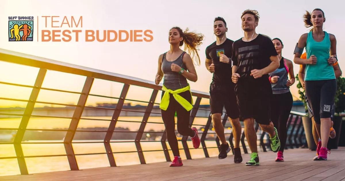 Chicago Marathon - Team Best Buddies